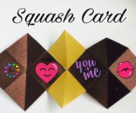 Squash Card Tutorial