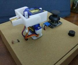 Laser Fighting Robot
