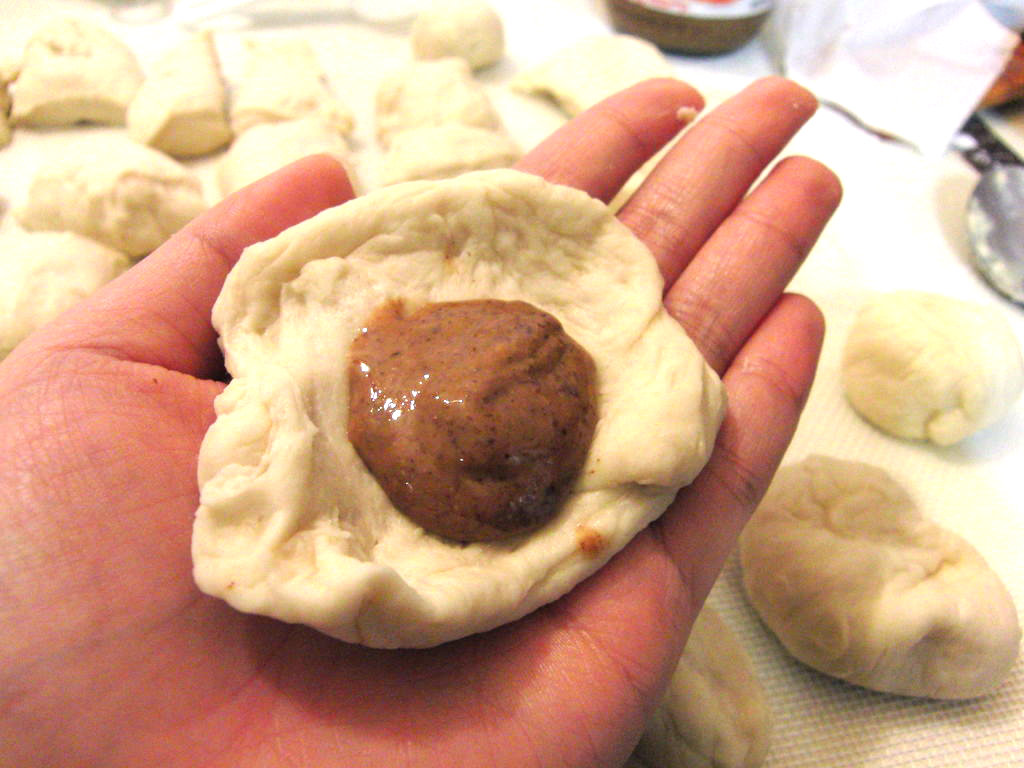 Picture of Forming the Dough Balls and Variations