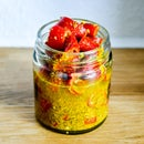 Instant Red Chilli Pepper Pickle