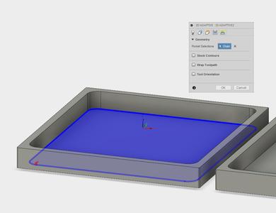 Setup3: 2D Adaptive