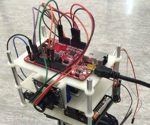 FREEDMAN V2: Building a Robot With Image Stream Function