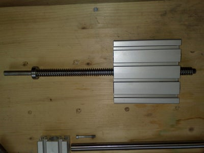 Mechanical Assembly - Z Axis