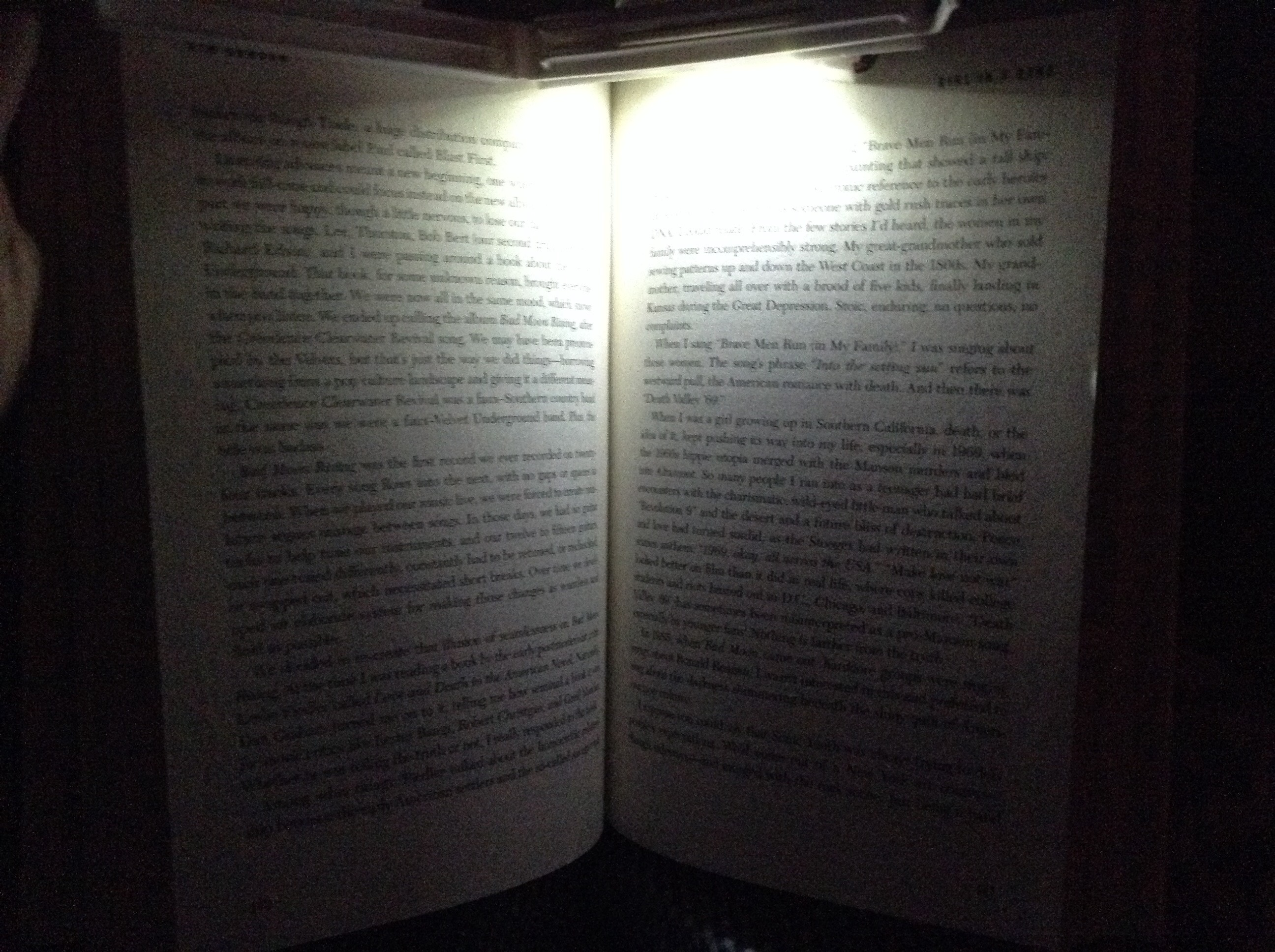 Picture of 5 Min/$1 LED Reading Light