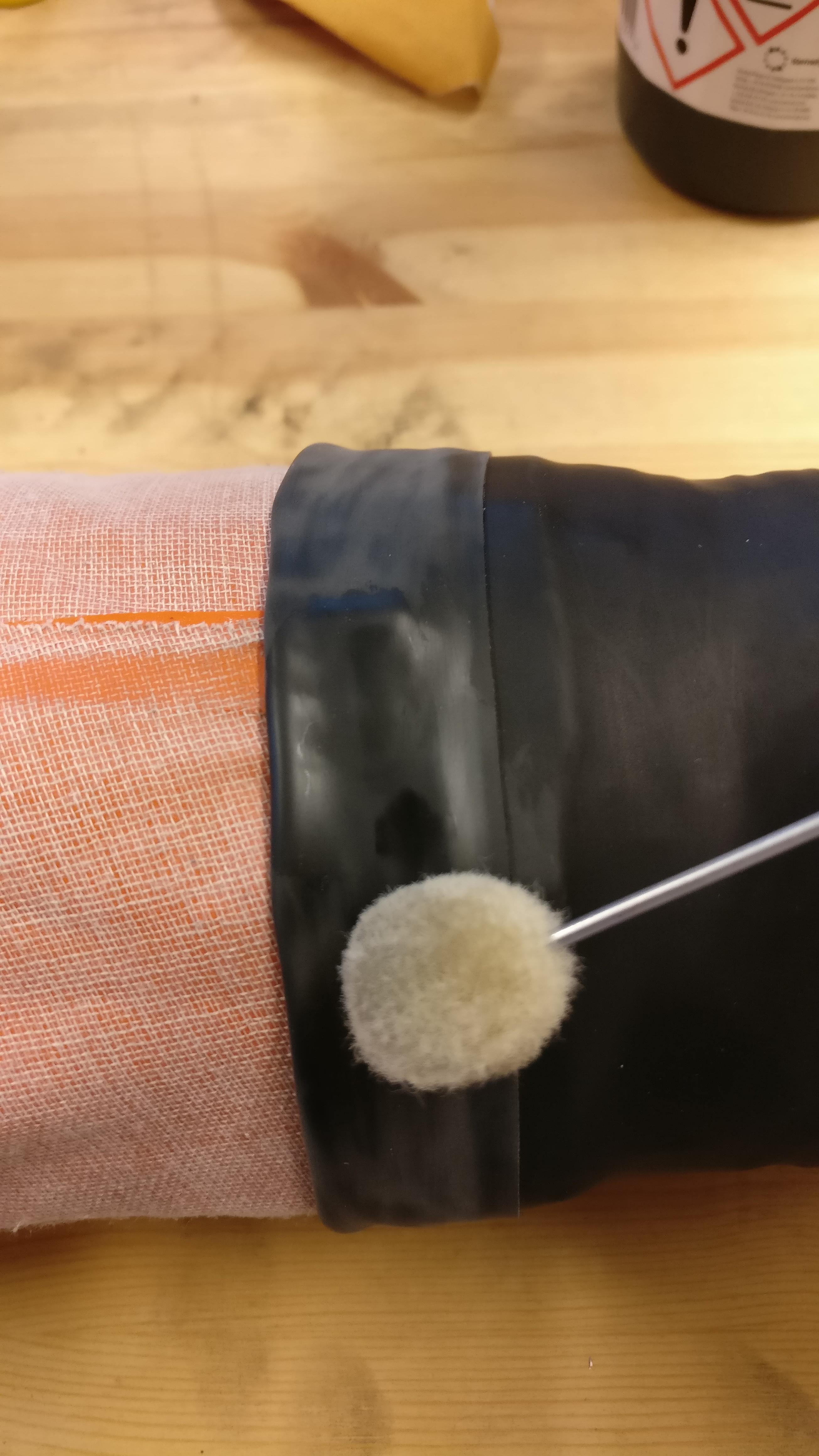 Picture of Prepare the Latex Seals