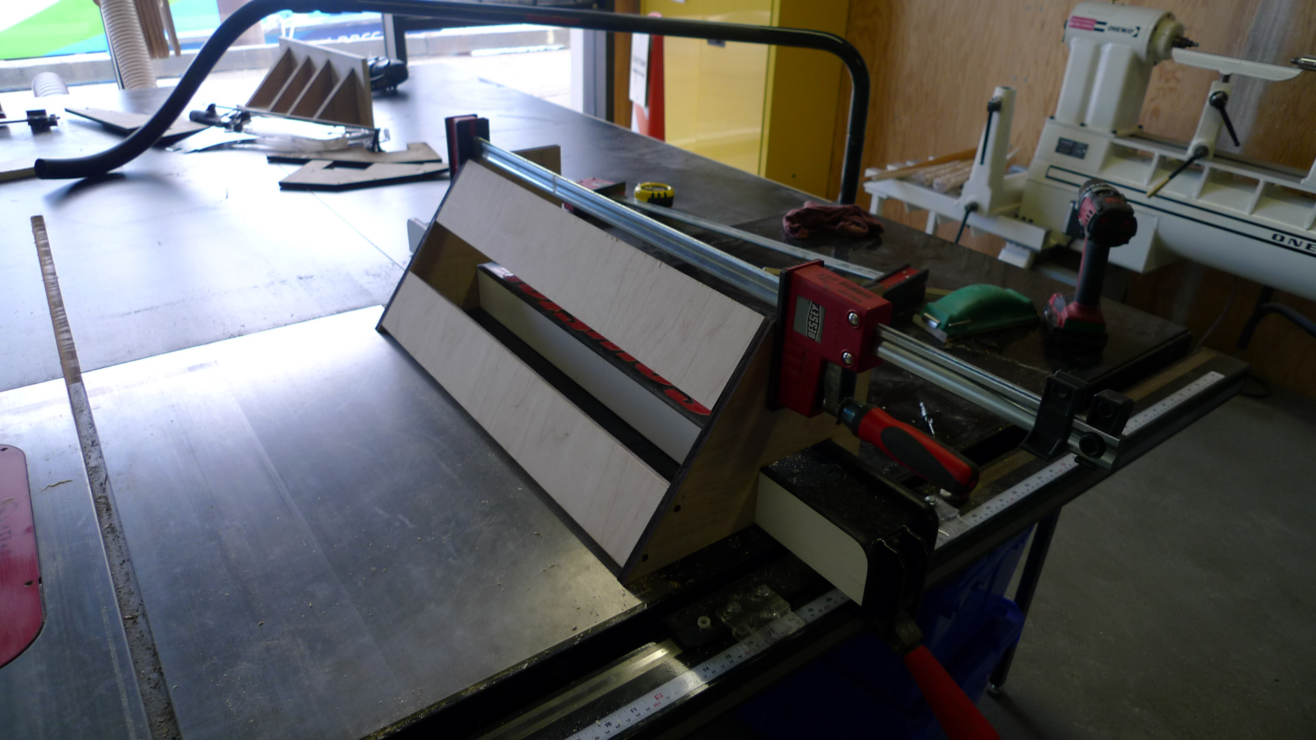 Picture of Jig Assembly
