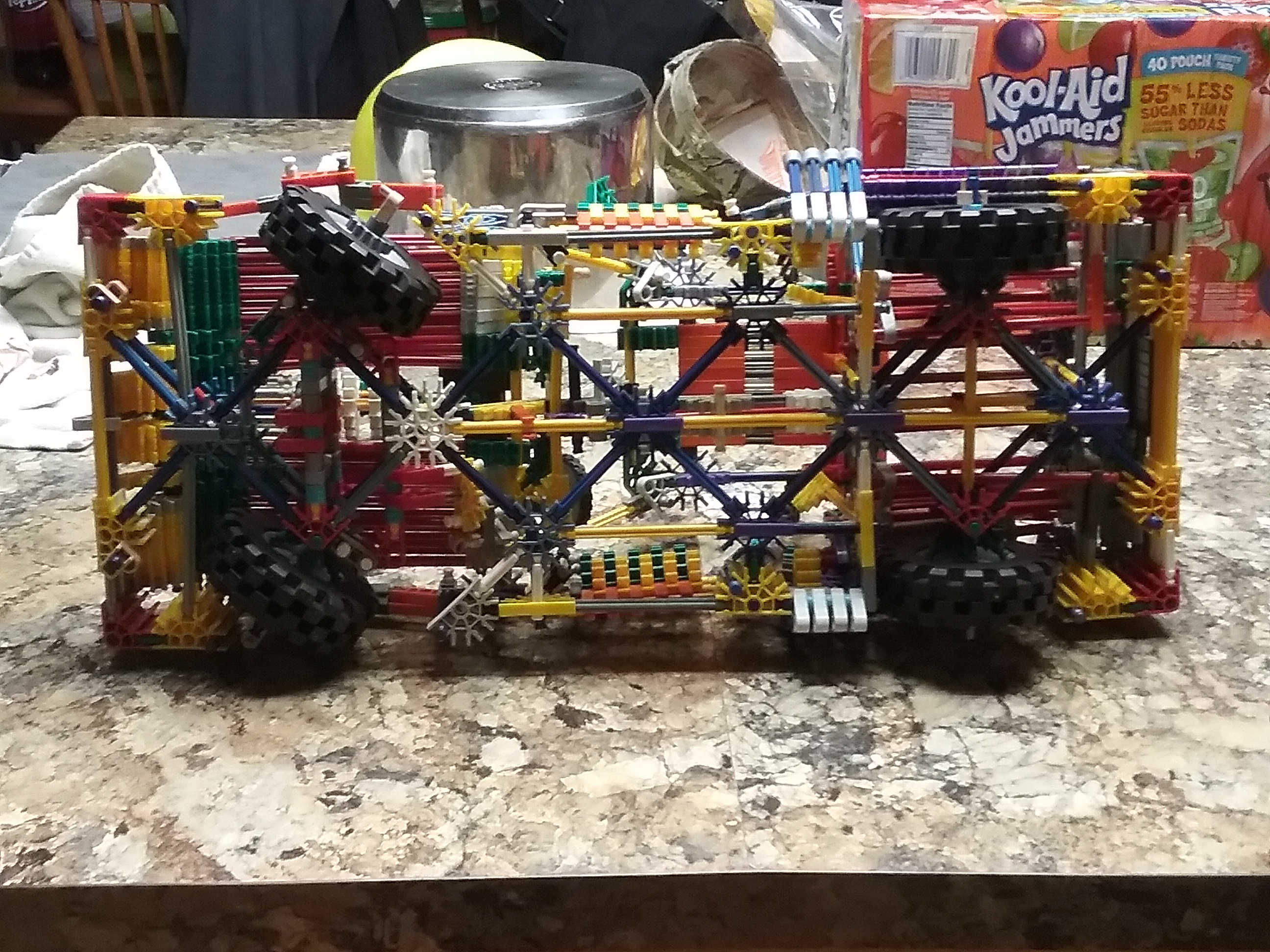 Picture of Knex Mad Max Interceptor