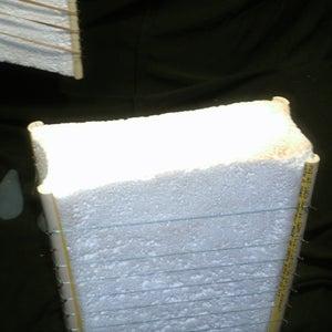 Shaping the Foam