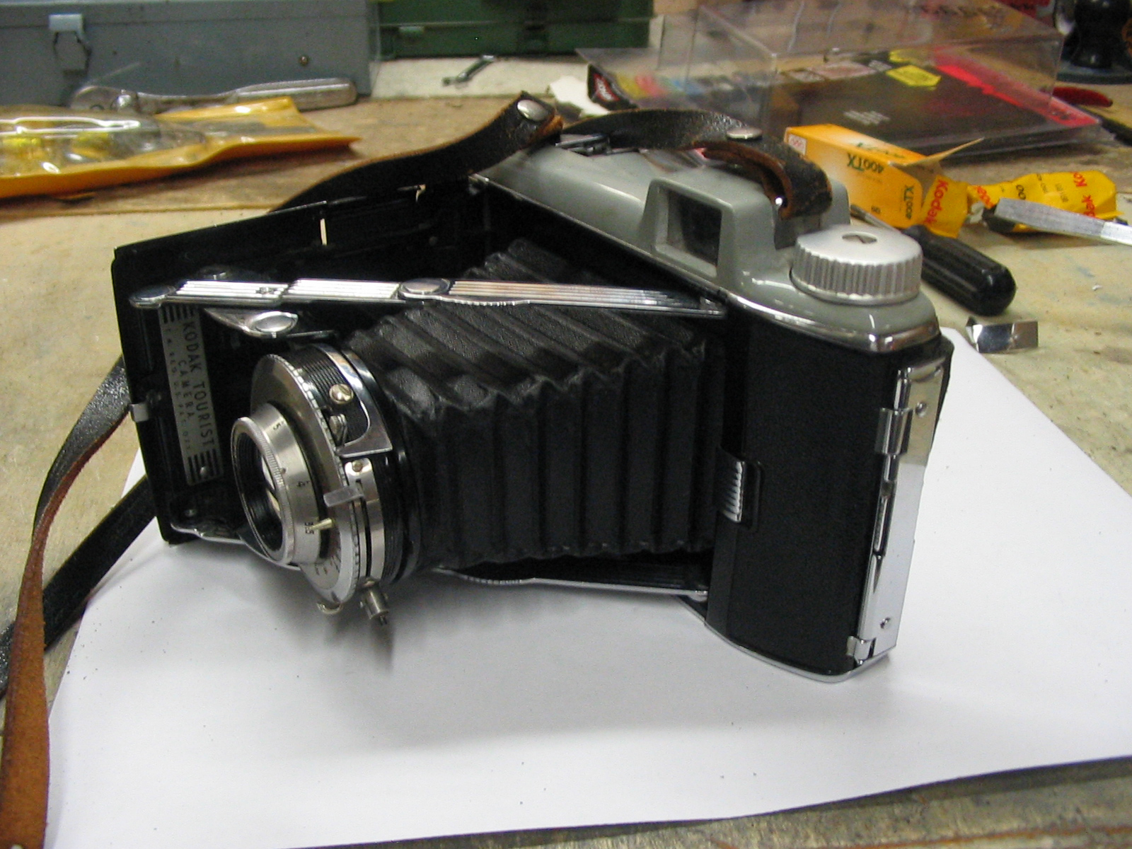 Picture of Mod Film for Use in Super Old Cameras (620 Film)