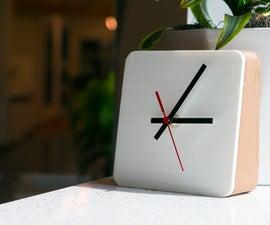 DIY 3D Printed Clock