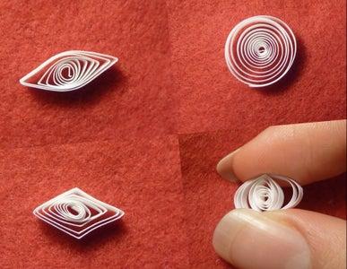 Make Diamond-Shaped Elements