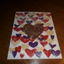 Heart Canvas Picture