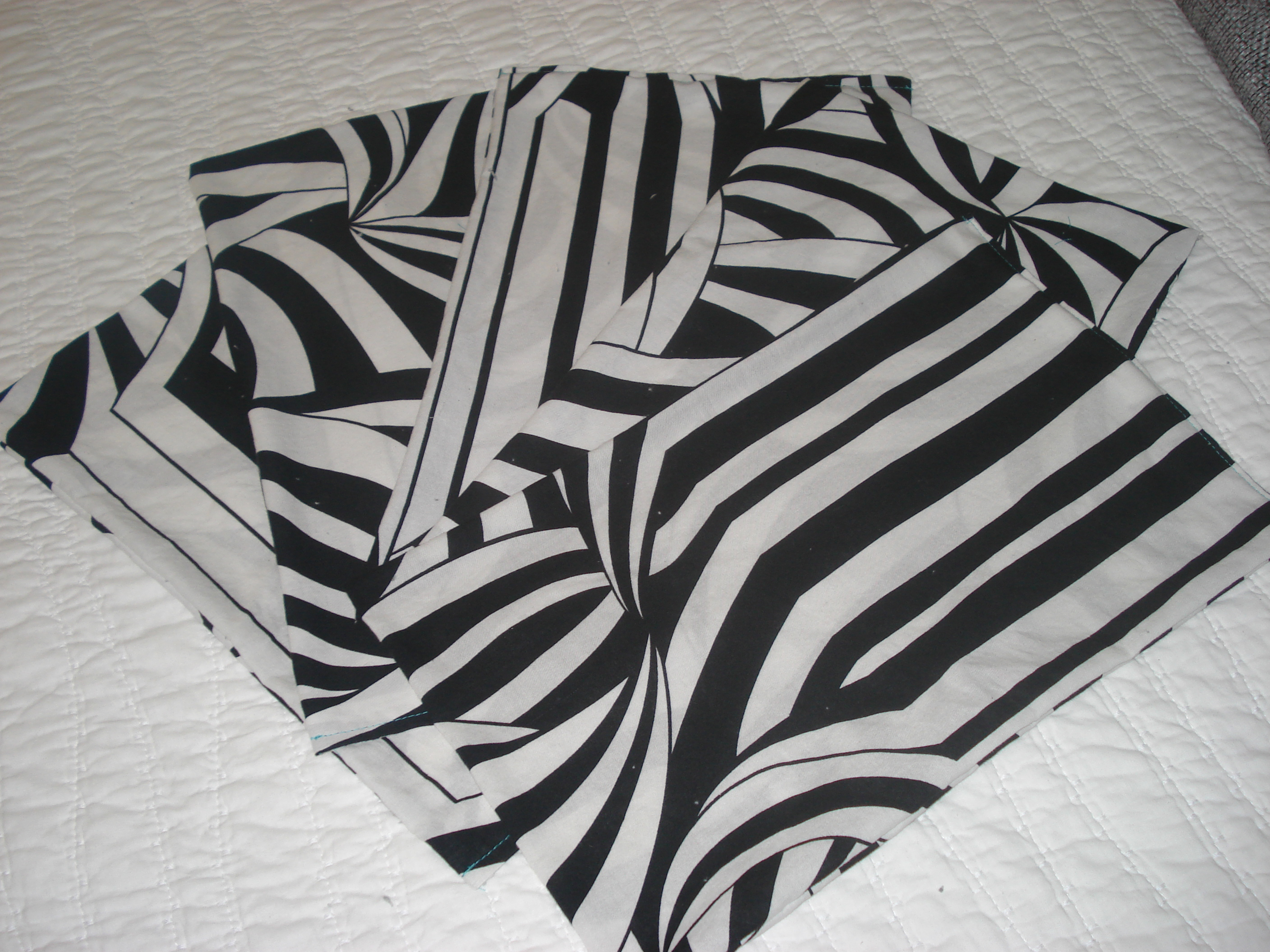 Picture of Dish Towels From Bed Sheets