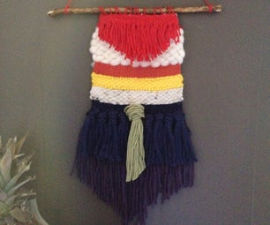 Woven Tapestry for Beginners