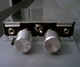DIY stereo volume control module(easy)