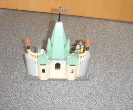 Lego Harry Potter Library