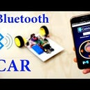 How to Make Mobile Remote Controlled Car Via Bluetooth