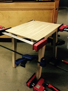 Fabrication / Glue-up