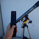 Remote Controlled Telescope - Arduino