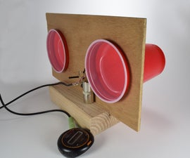 Solo Cup Speakers
