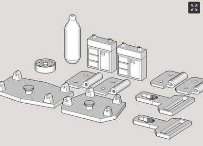 3D Print Belt Parts