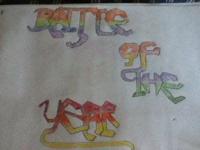 My Graffiti Art