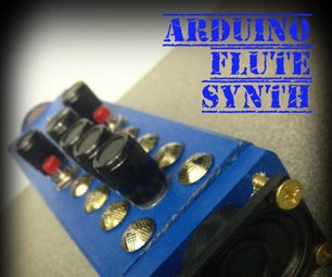 Arduino Flute Synth