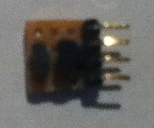 Single CMOS NOT Gate/Inverter