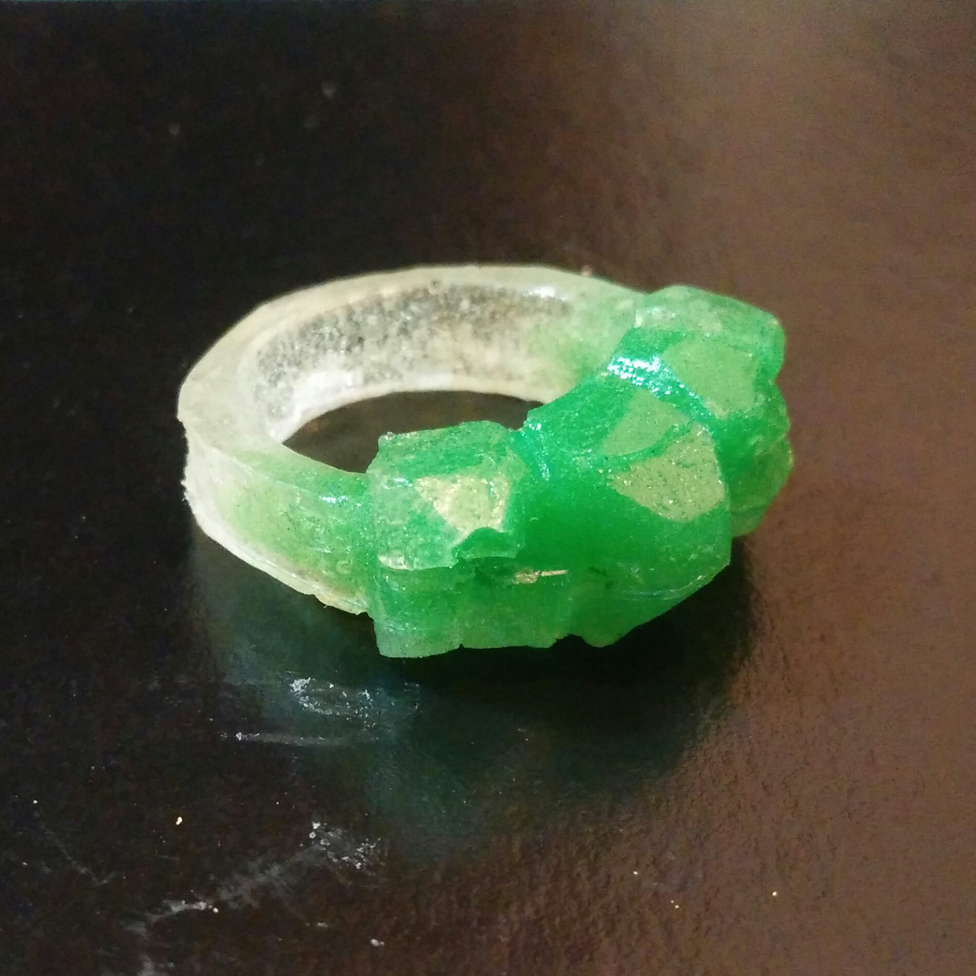 Picture of Epoxy Resin Ring