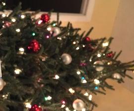 IoT Christmas tree using Arduino/WiFI Shield