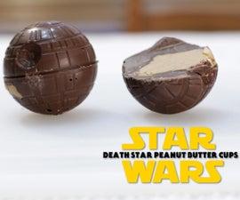 Star Wars Death Star Peanut Butter Cups