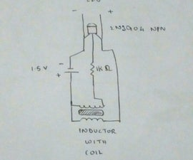 Efficient Joule Thief Power Supply
