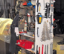 ~ Recycled Shop Storage Solutions ~