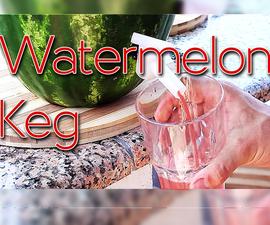 Awesome Watermelon Keg