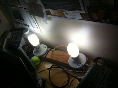 Quick Bias Lighting Rig