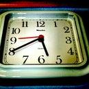 dimming illuminator- for bedside clocks etc.