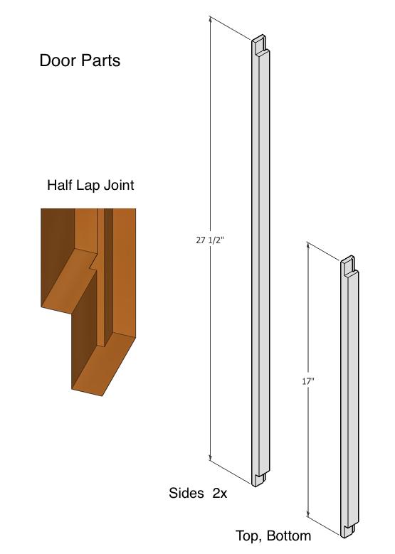 Picture of Built the Door
