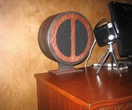 """""""Vintage"""" Speaker Cabinet"""