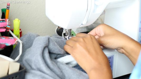 Sew Pants Pieces