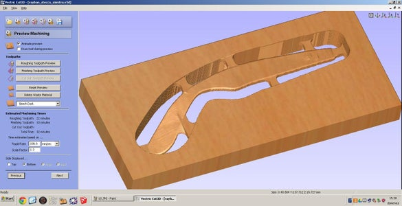 CAM and Setup for 3D Milling