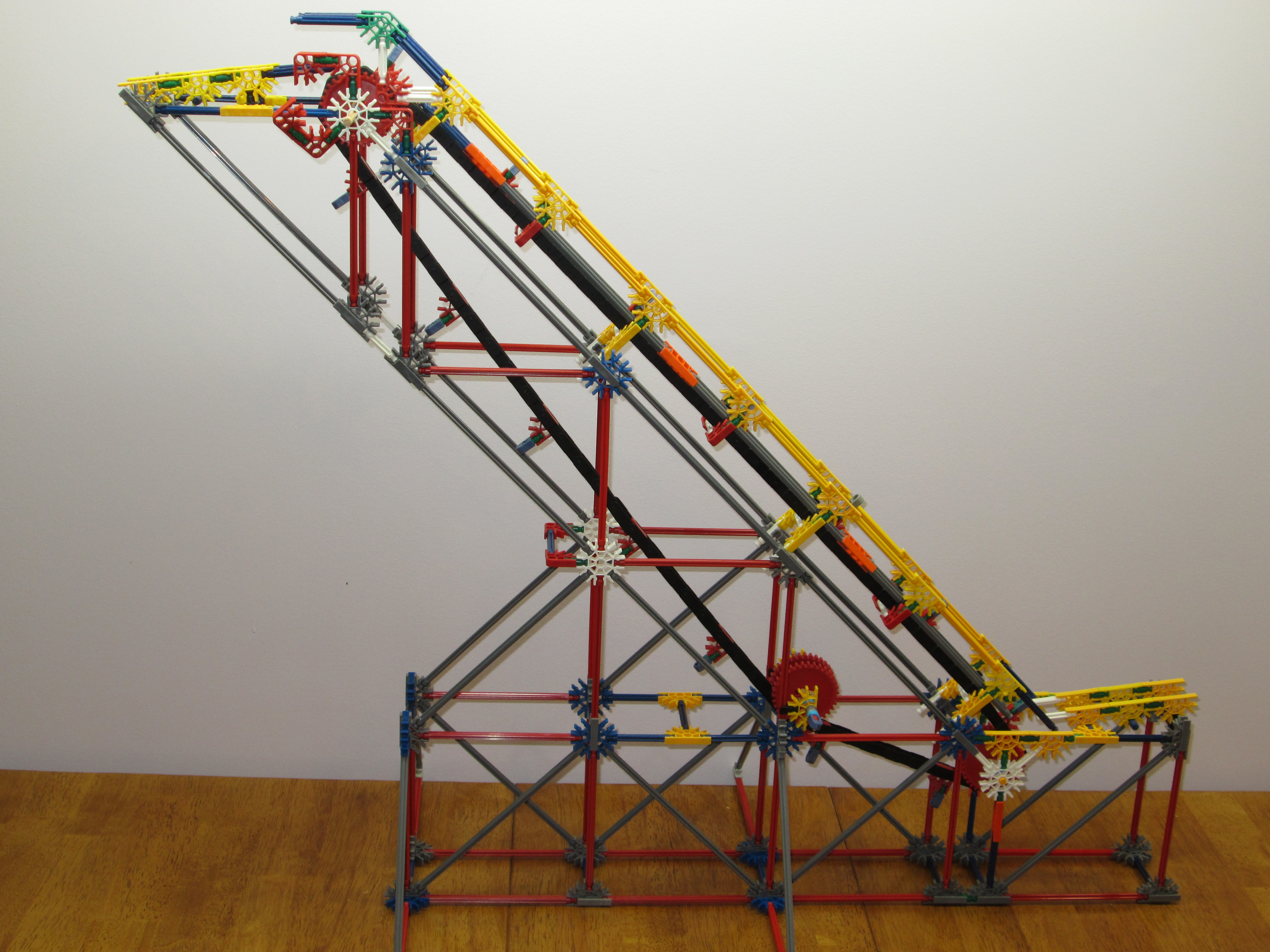 Picture of K'nex Incline Chain Lift