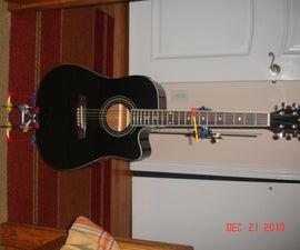 Knex Guitar Stand