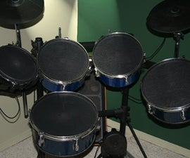 DIY Electronic Drums