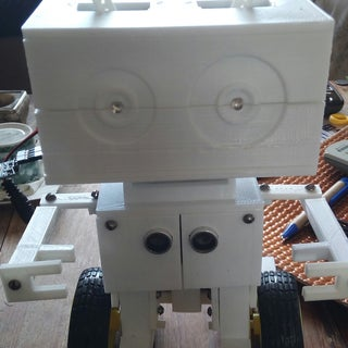 WireBeings Beta: a 3D Printed and Expandable Robot for Arduino With Android Control