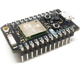 Intro to Particle Photon and IoT