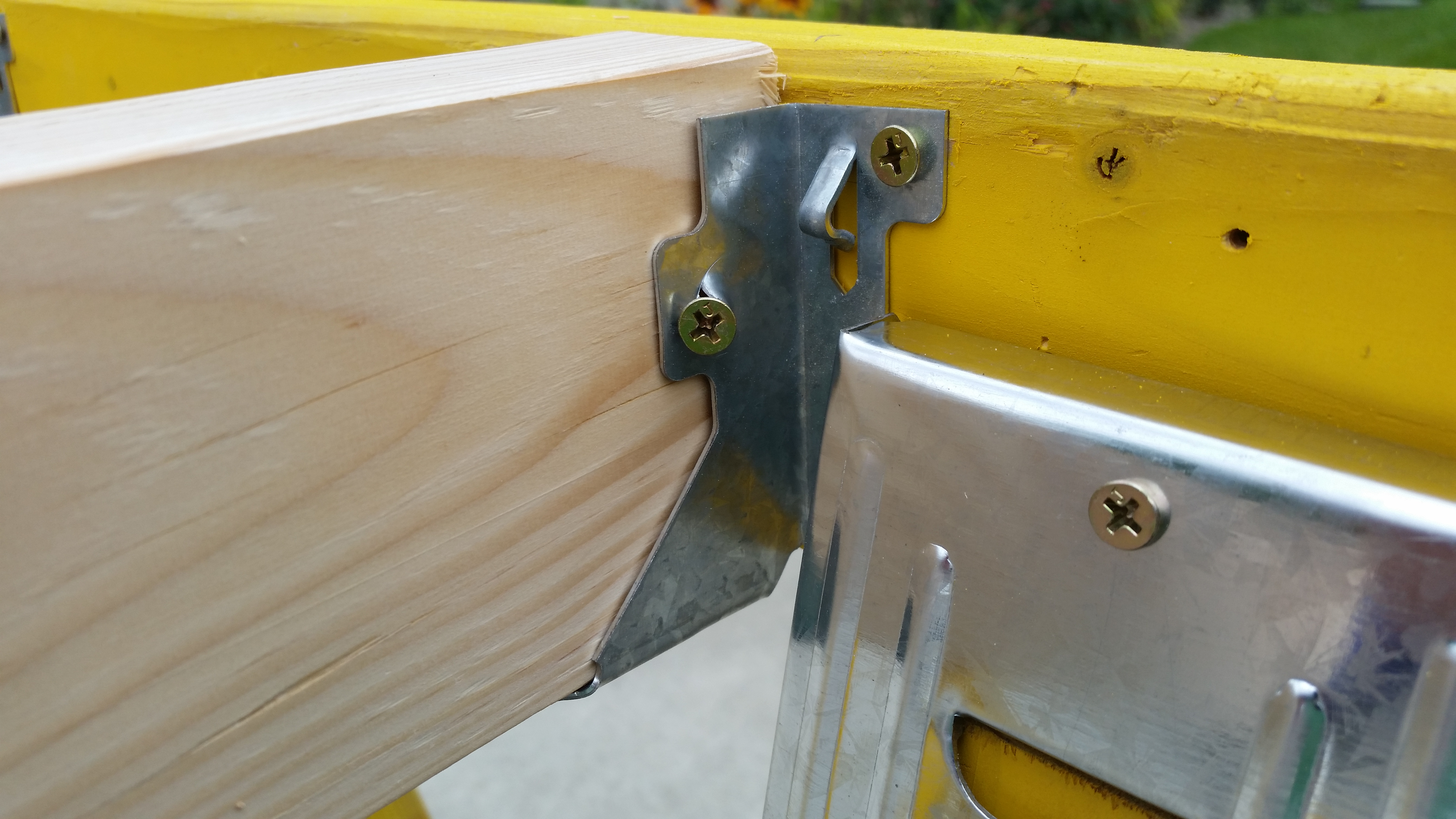 Picture of Insert Cross Beam to Create Table