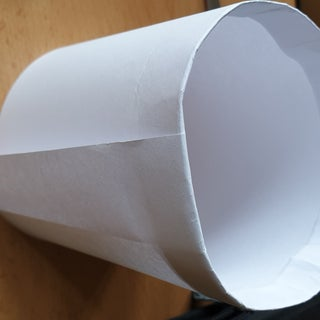 The Incredible Flying Paper Tube