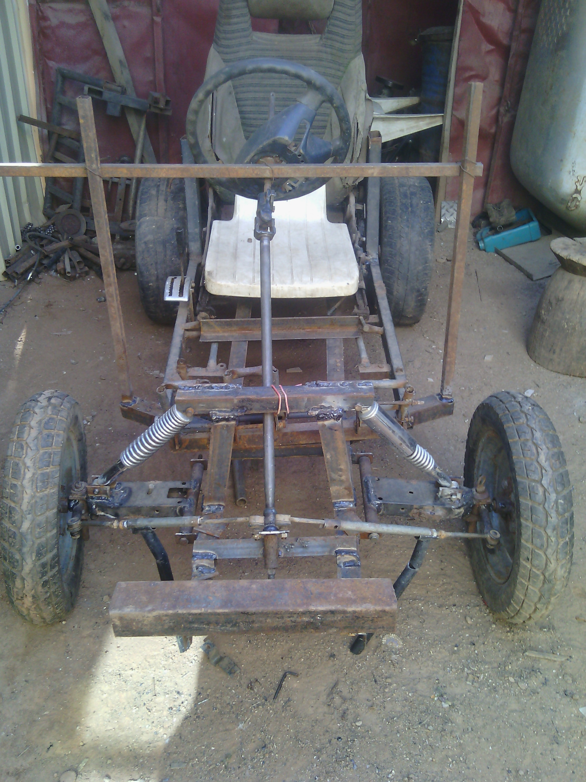 Picture of Home Made Buggy