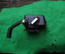 bicycle dynamo rectifier and regulator