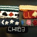 Stitching Crocheted Bracelets